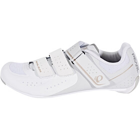 PEARL iZUMi Select Road V5 Shoes Women white/grey